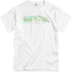 Men's Team New Life shirt