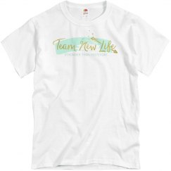 Men's Team New Life shirt