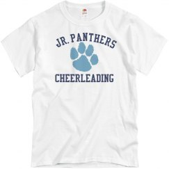 JR. PANTHER CHEERLEADING