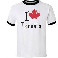 I Love Toronto Design