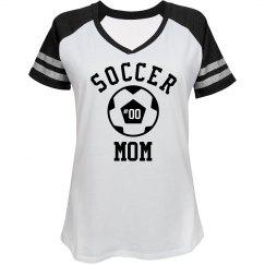 Custom Soccer Mom Fan