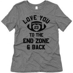 b4a9110d Custom Football Mom Shirts, Hoodies, Tank Tops, & More