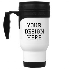 Custom Design Football Coffee Mug