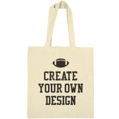 Create Your Own Football Team Tote