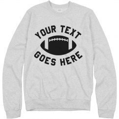 Custom Cozy Football Fan Team Gear