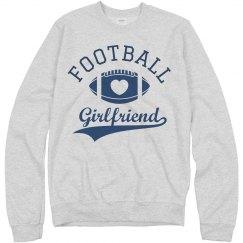Football Girlfriend Fall Outfit