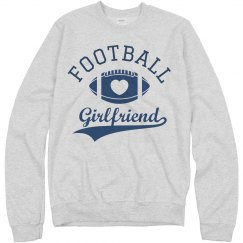 Football Girlfriend Fall Outfit