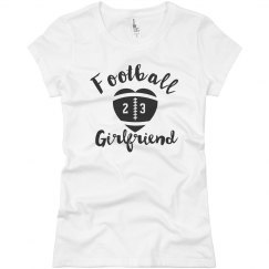 Football Girlfriend Custom Player #