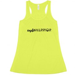 Endo Warrior Endometriosis Awareness Month Flowy Tank