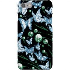 Blue Butterflies Case
