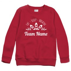 Custom Team Dance Sweater