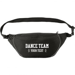 Dance Team Custom Fanny Pack