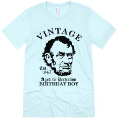Birthday Boy 1947