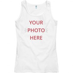Add Your Photo Custom Tank