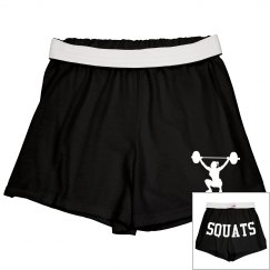 Squat Shorts