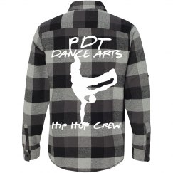 Hip Hop Crew Flannel