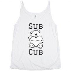 Sub Cub Slouchy Tank