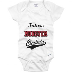 Future Cheerleader Onesie