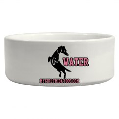 MGF Doggy Love Water Dish