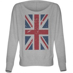 Union Jack Flag Top