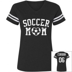 Soccer Mom Heart