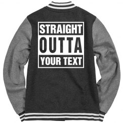 Straight Outta Jacket