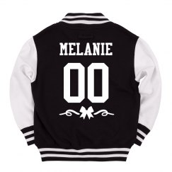 Custom Name & Number Youth Varsity Jacket