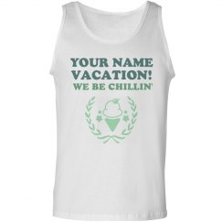 Custom Name Summer Vacation