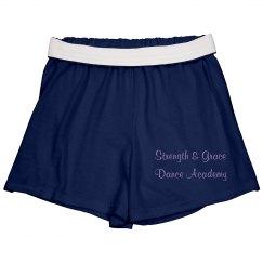Junior Fit Cheer Shorts