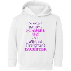 Wildland Firefighter's Daughter