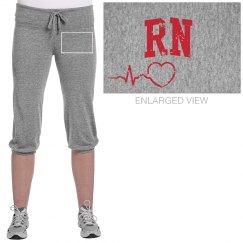 RN capri sweats