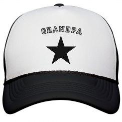 Grandpa is a star
