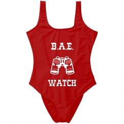 B.A.E. Watch Swimsuit