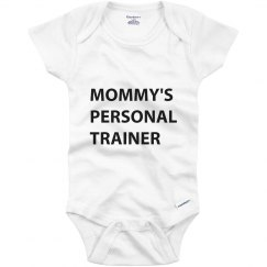 Mommy's personal trainer