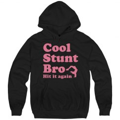 Cool Stunt Bro Cheer