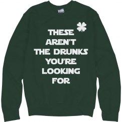 Drunks St Patricks Day