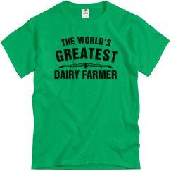 Greatest Dairy farmer