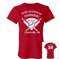 Baseball Tournament Tee