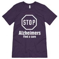 Stop Alzheimers