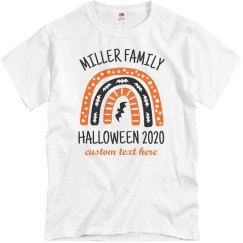 Custom Matching Halloween Family Tees