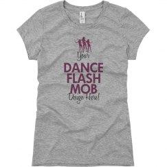 Design a Flash Mob Tee