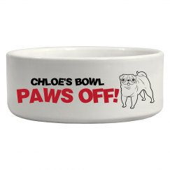 Paws Off!