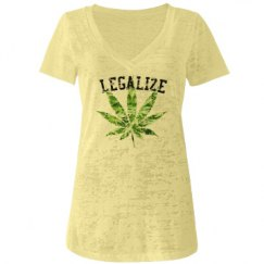 Legalize Mariquana tee