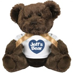 Gay Rights Jeff's Bear