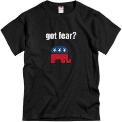 LOL@GOP Fear