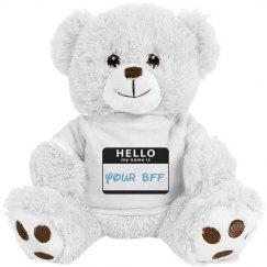 Lion Stuffed Animal