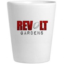Revolt shot glass
