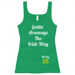 Getting Crazy Irish Way