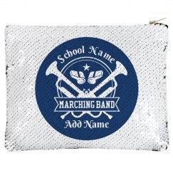 Custom School Name Marching Band