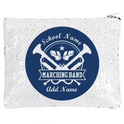 Custom School Name Marching Band